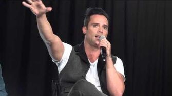 John Cooper Talks About a Crazy Fan Experience