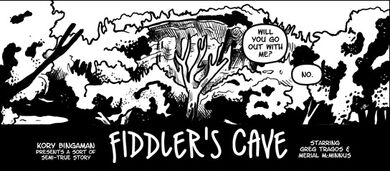 Fiddlers cave title