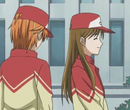 Kyoko and miya in chibi