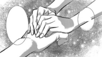 Kyoko become Corn's refuge