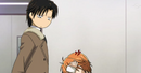 The height difference see