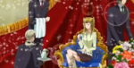 Erika's servants keeping her entairtained