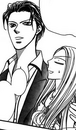 Kijima and kyoko walking