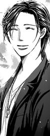Ren smiles back