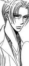 Yashiro telling kyoko something