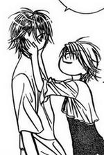 Kyoko starts to notice between Corn and Ren