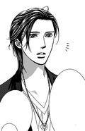 Ren says something