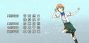 Highschool kyoko running