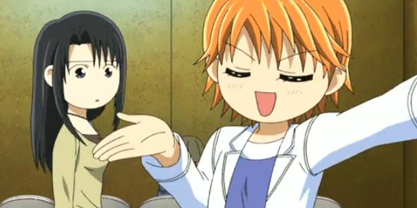 Kyoko Skip Beat Chibi