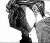 Saena's face in Kyoko's flashback