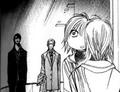 Kyoko suddenly sees ren and yashiro
