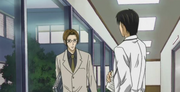 Ren and yashiro first appearance