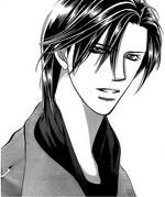 Ren tsuruga in his normal attire
