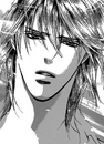 Kuon listening to Kyoko