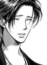 Ren tsuruga genuinely smiles