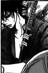 Cain as shizuma