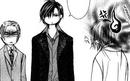Ren and yashiro looking at kyoko