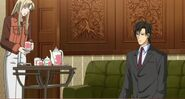 Katsuki meets Misao