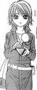 Kyoko talking to chiorin