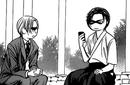 Ren and yashiro stressin