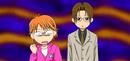 Chibi kyoko and yashiro