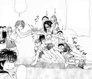 Kanae and her siblings