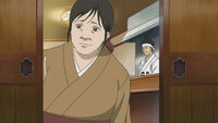 Okami and Taisho worried about Kyoko