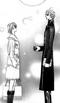 Kyoko and reino with love aura
