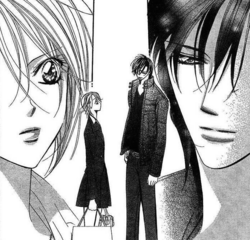 Ren and Kyoko