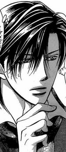 Ren thinks deeply