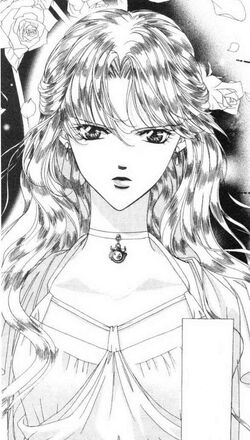 Kyoko as Angel B - The pure one turned into a devil