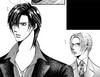 Yashiro and ren looking at kyoko