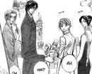 Kyoko, Kanae, Ren and Yashiro