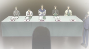 The judges and kanae