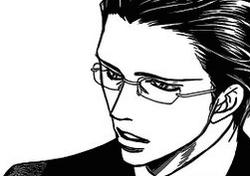 Toudou-san talks to Kyoko