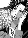 Kyoko mogami grabs rens fez