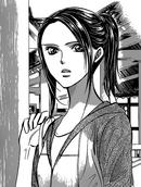 Kanae sees ren + yashiro