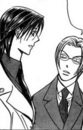 Ren and yashiro talking