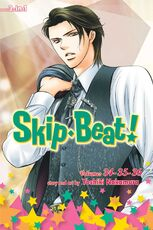 3-in-1 Volume 12 cover