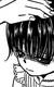 Little corn patting little kyokos head