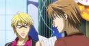 Hikaru and sho talk