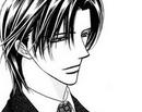 Ren looks tenderly at kyoko