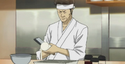 Taisho cooking