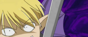 Shotaro demon laughing