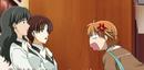 Kyoko vs receptionists