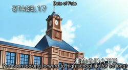 Episode 17 title card