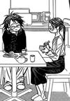 Misonoi Saena sitting togehter