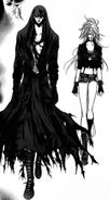 Setsu and cain walking together