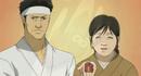 The Darumaya owners to Kyoko