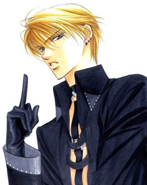 Sho Fuwa colored manga
